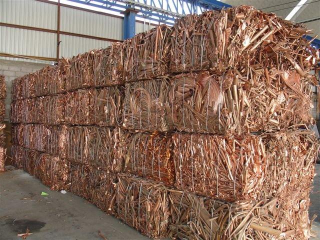 Приём меди цена в Дзержинский прием металолома в Демихово
